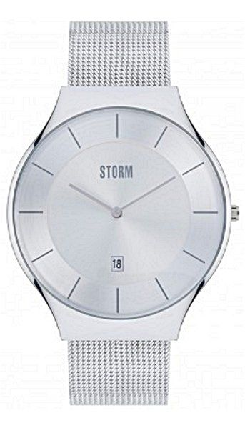 Hodinky Storm unisex Reese XL silver