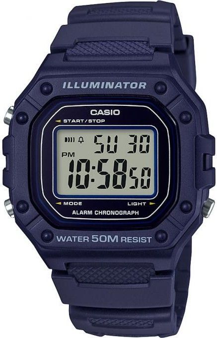 Hodinky Casio Collection W 218H-2A