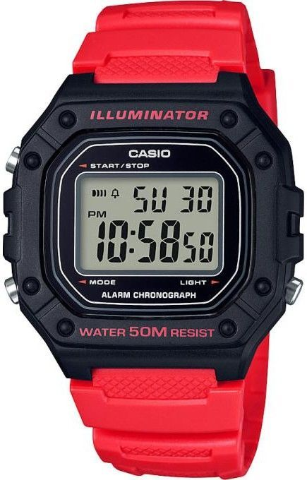 Hodinky Casio Collection W 218H-4B