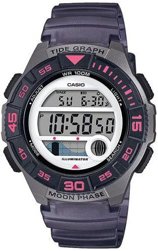 Hodinky Casio LWS 1100H-8A Sport