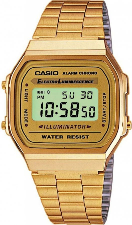 Hodinky Casio A 168G-9 collection